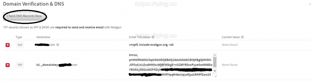 #转载#用Gmail和Mailgun实现免费域名邮箱