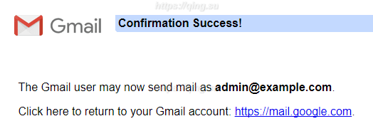 #转载#用 Gmail 和 Mailgun 实现免费域名邮箱